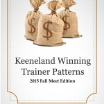 Keeneland 2015 fall trainer book
