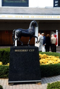 Breeders' Cup Trophy, Churchill Downs