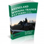 2013 Edition of Keeneland Winning Trainer Patterns now available
