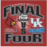Final 4 matchup UofL vs UK