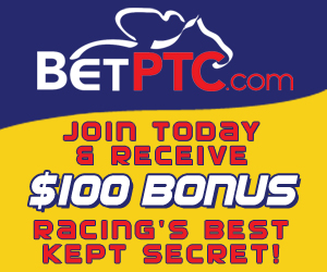 $100 cash bonus at BetPTC.com