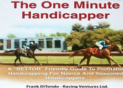 The One Minute Handicapper book and software