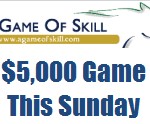 AGameofSkill to Sponsor DerbyWars.com Handicapping Contest