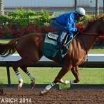 Horse Racing's Next Triple Crown Winner has Arrived