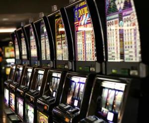 racino slots machine