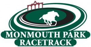 Logo monmouth park racetrack