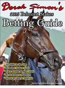 wagering guide for the Belmotn