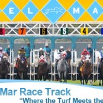 American Pharoah at Del Mar