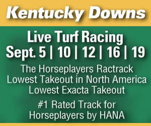 Kentucky Downs 2015
