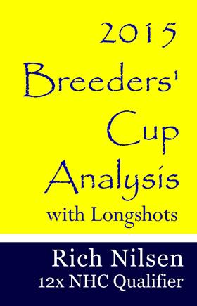 Breeders Cup 2015 analysis
