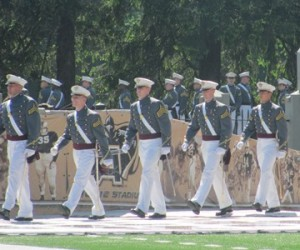 West point marchers