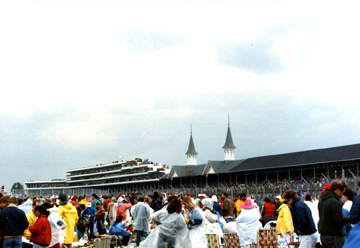 churchill downs ky derby day