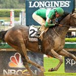 JOCKEY SILKS NEWCOMER HAS SIGNIFICANT PRESENCE ON TRACK DURING 142nd KENTUCKY DERBY