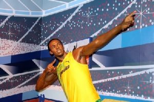 Usain Bolt lesson