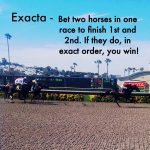 Exacta Strategies – Thinking Outside the Box