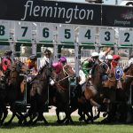 Flemington Australia racetrack