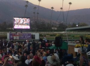 Arrogate BC 2016 winners circle