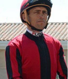 Jockey Garret Gomez