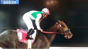 Arrogate Dubai World Cup 2017 win