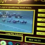 historic horse racing machine