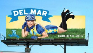Del mar chantal billboard