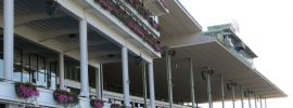 Monmouth Park by Rich Nilsen