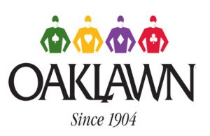 Logo Oaklawn Park racing