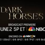 Today, Dark Horses on NBC features Easy Goer / Sunday Silence Rivalry