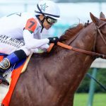 High-Tech Jockey Silks Part of Mike Smith and Justify's Successful Triple Crown Victory