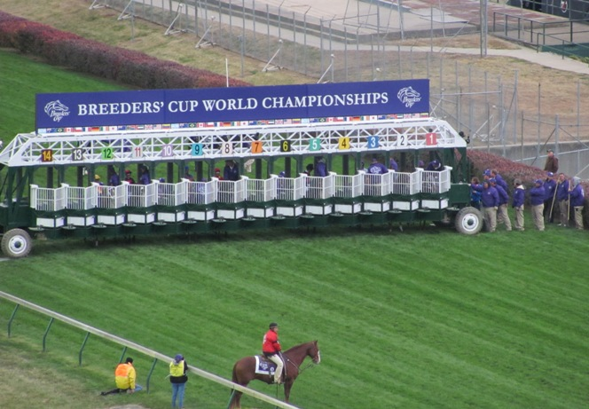 Lessons From The 2011 Breeders Cup At Churchill Downs A