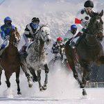 Switzerland's legendary horse racing track