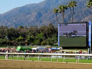 Boom Time for California Horse Racing