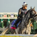 Japanese Invader Adds Intrigue to Pegasus Turf Field