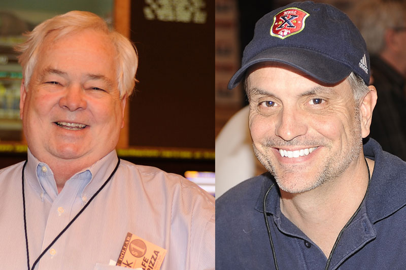 Wagner, Stiles Selected For NHC Hall of Fame