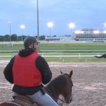 Horse Racing back at Evangeline Downs