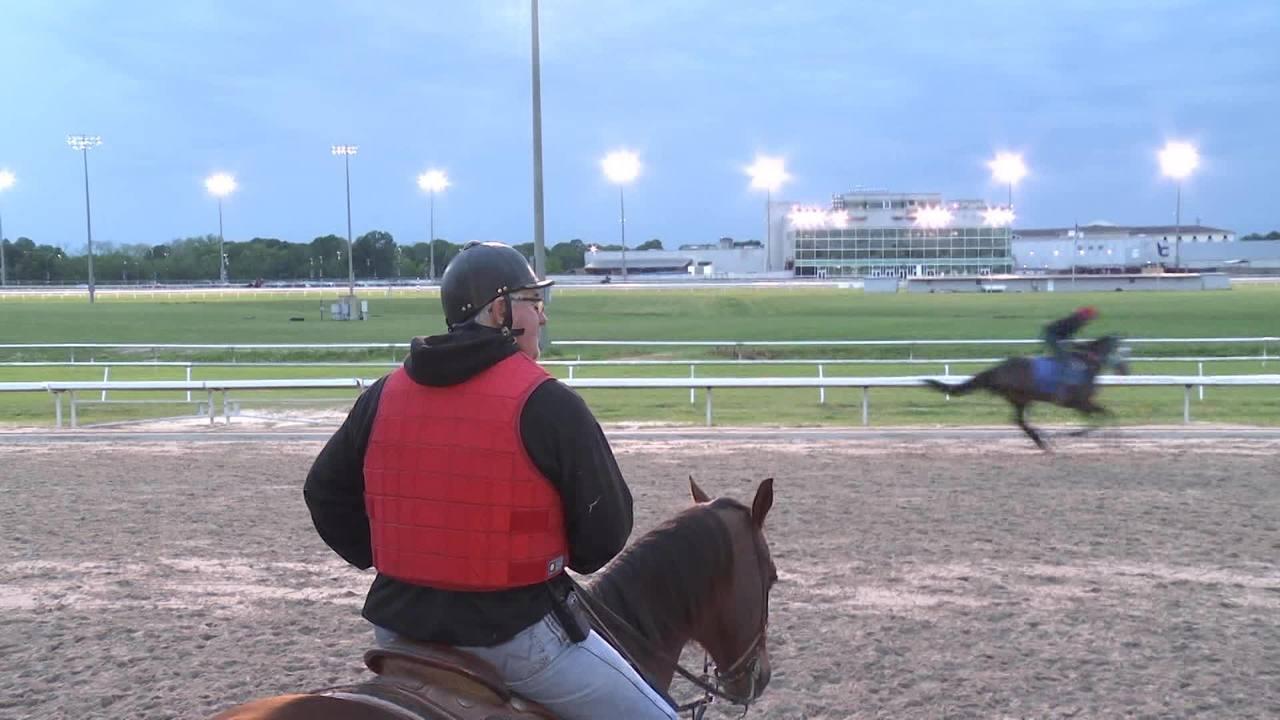 Horse Racing back at Evangeline Downs