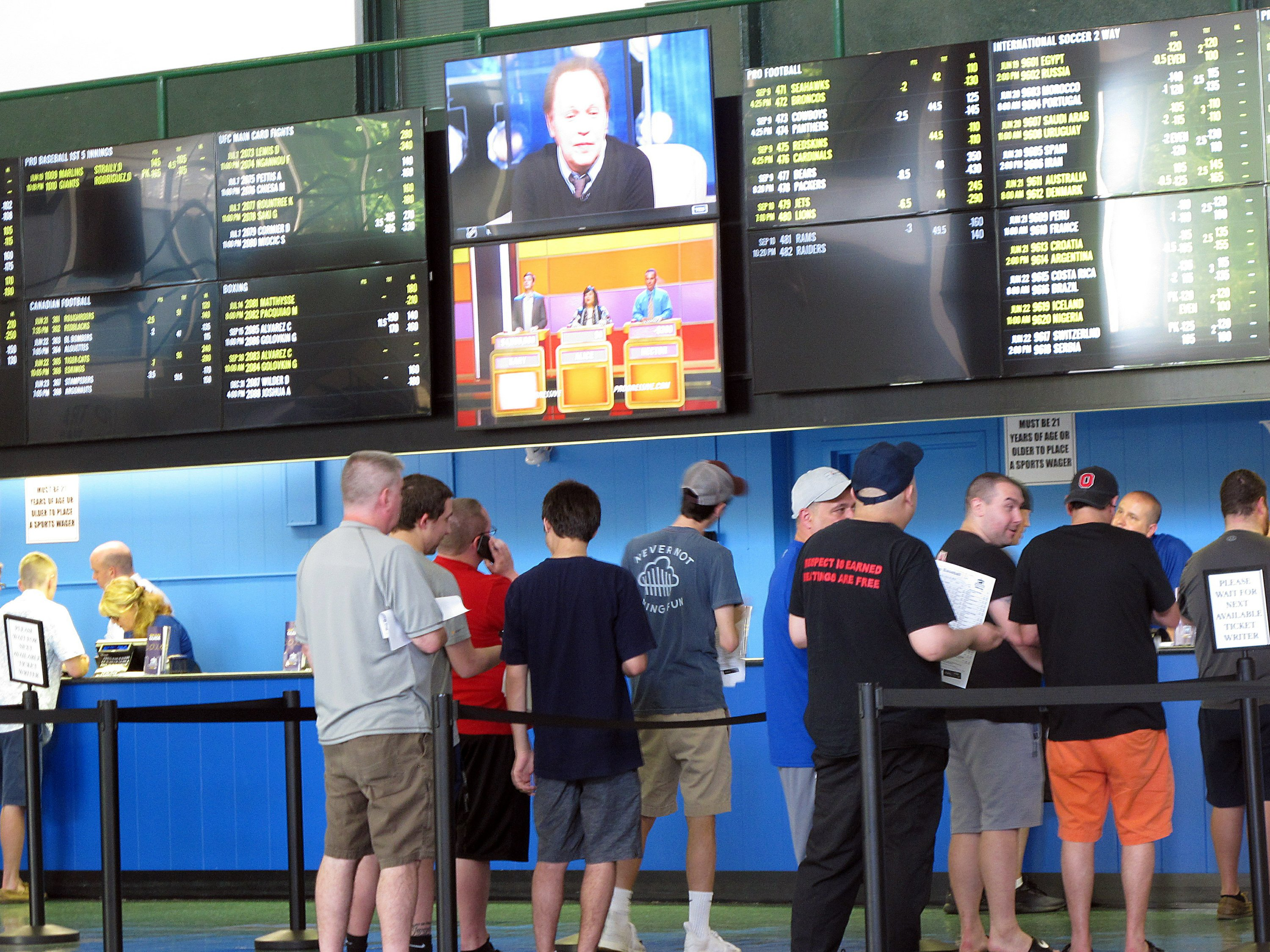 Fixed Odds  Free Data  Horse Racing Industry weighs changes