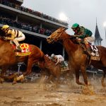 What is a horseracing steward?
