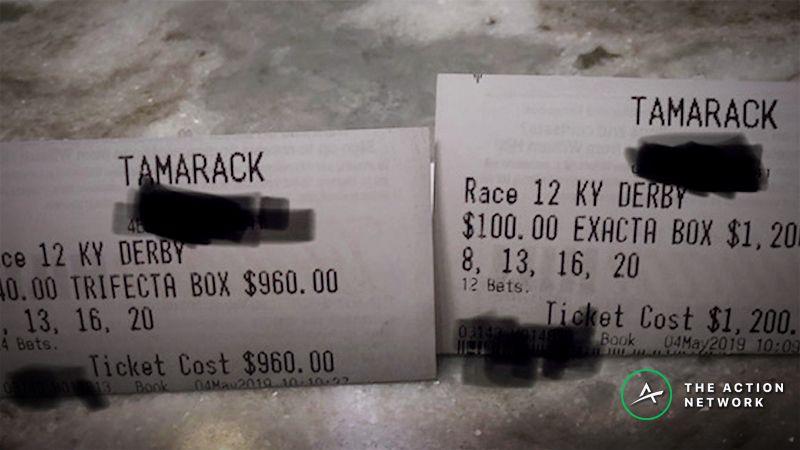 Man Who Says He Won $609K on Derby Is Offered $35K Due to Sportsbook's Cap