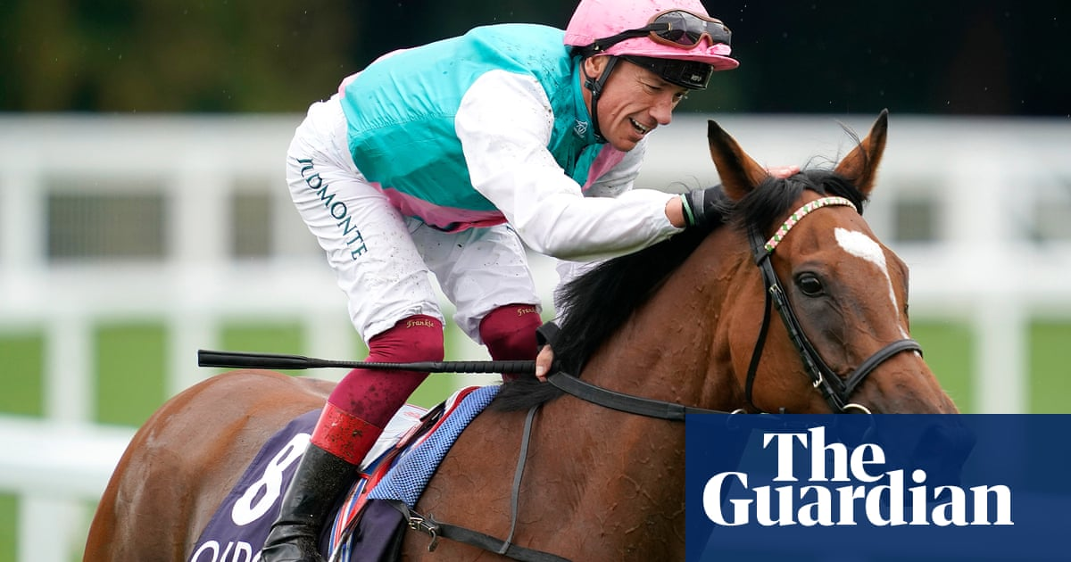 Enable may head straight for Arc and career finale, hints Gosden