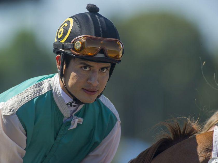 Famed jockey Mario Gutierrez takes aim at a first B.C. Derby win