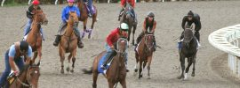 Editorial: Did Del Mar just save horse racing? Maybe.