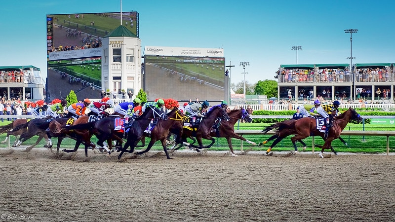 Most Beautiful Horse Race Locations