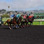 Golden Gate Fields continues horse racing, closes to public