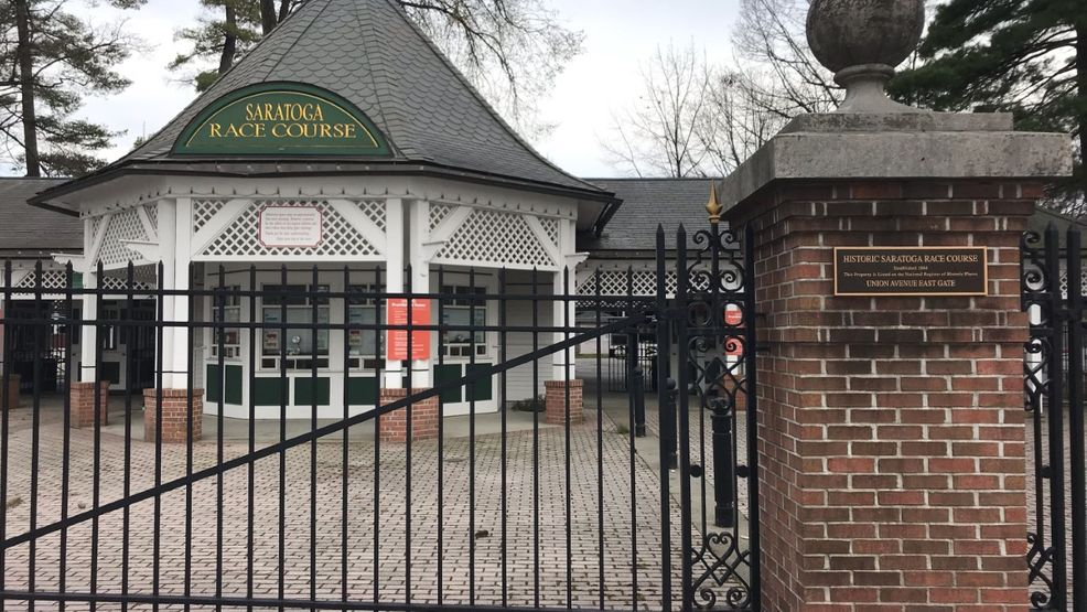 Saratoga Race Course To Open As Scheduled, Saratoga Springs Still Prepares For The Worst