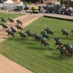 Virtual horse race raises £2.6 million for health workers