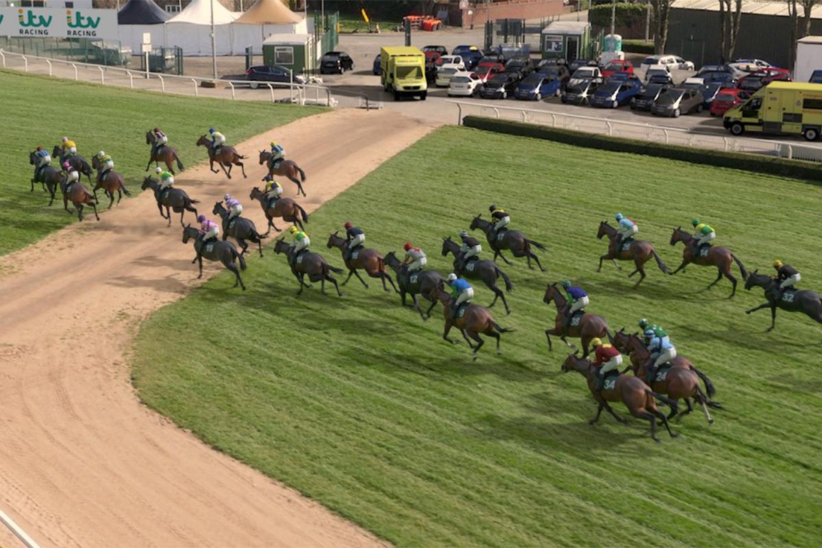Virtual horse race raises £2.6 million for health workers