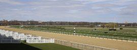 Horse racing to begin at Belmont in June