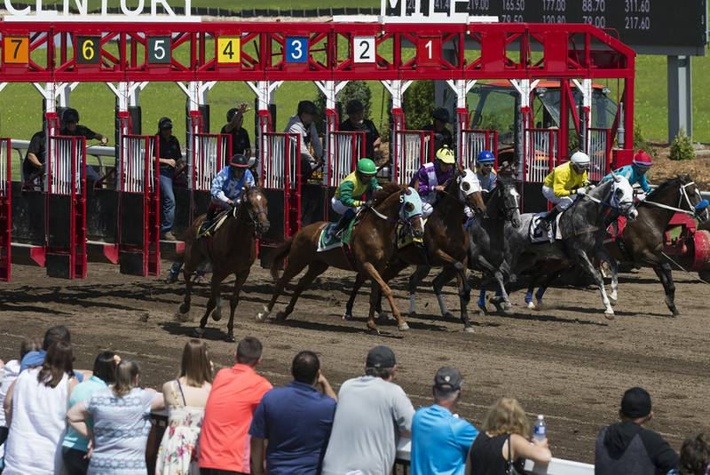 JONES: Century Mile expecting big business out of the gates from online horse betting