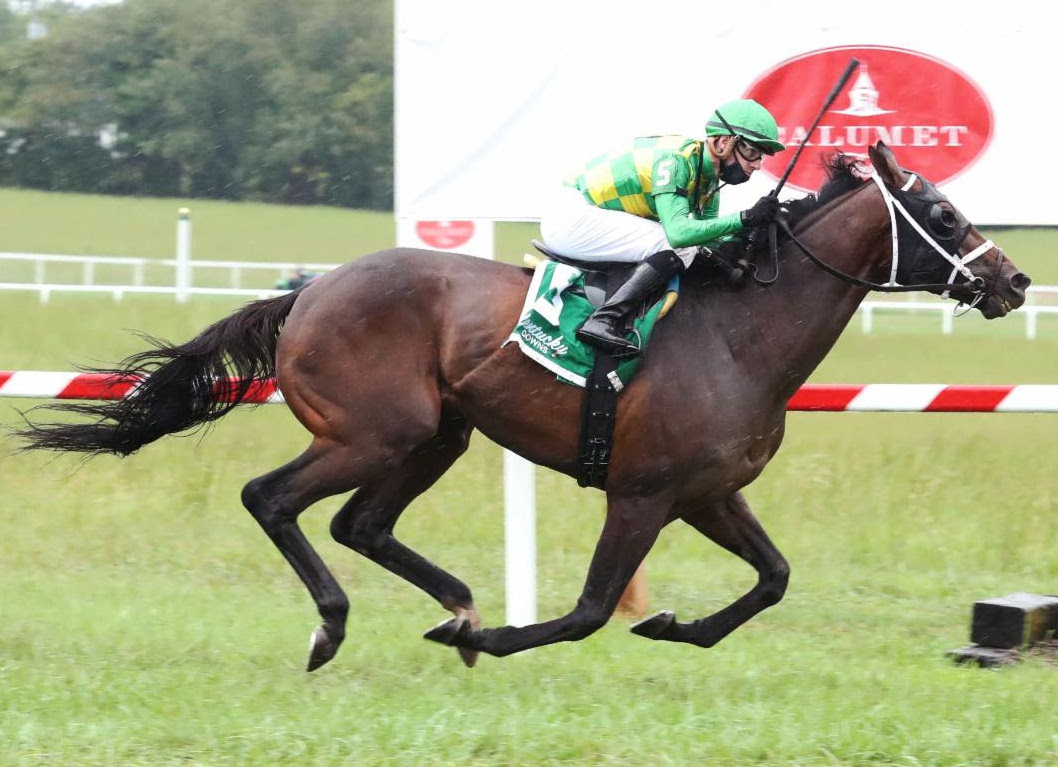 Kentucky Downs enjoys another record-breaking meet with total betting at $59,828,444 on 62 races